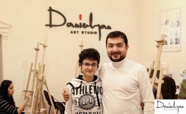 «Դանիելյան» Արվեստի Կենտրոնի տաղանդավոր լուսանկարիչ՝ Ֆլորա Աբգարյան